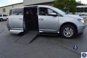 Handicap Ramp for Van Atlanta